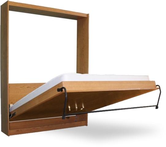Установка шкафа кровати